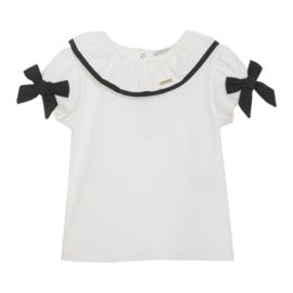 Shirtje Navy - Patachou