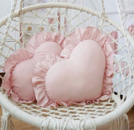 Pillow Heart Pink