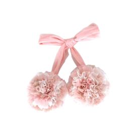 Pompom Marble Pink