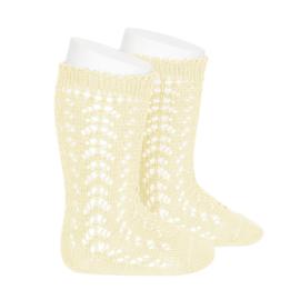 Socks Open - Butter