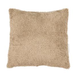 Sheepskin Boho Pillow