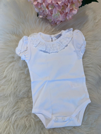 Romper White embroidery - Laivicar