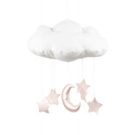 Cloud mobile white