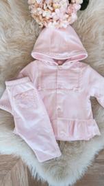 Newborn Set Pink - Alexia