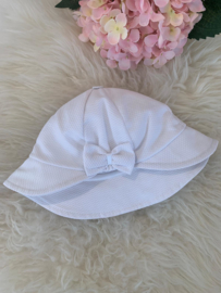 Summer head - White with bow