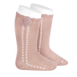 Sock Pompom - Rosa