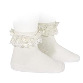 Socks Fancy - Cream