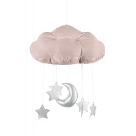 Cloud Mobile Pink