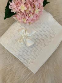 Blanket White - Valentina