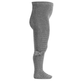 Condor Knitted Bow - Gray