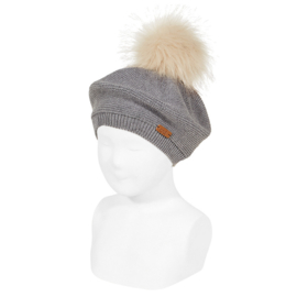 Hat Polly - Gray
