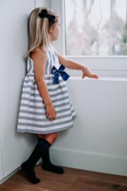 Dress Gia Chic - Navy