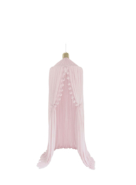 Dreamy Canopy - Pale Rosa