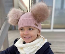 Hat Gigi - Pale Pink