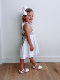 Dress Star - White