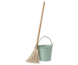 Bucket & Mop - Maileg