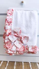 Ruffle  Beach Towel - Petite Zara Label
