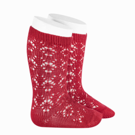 Open Sock - Red NEW