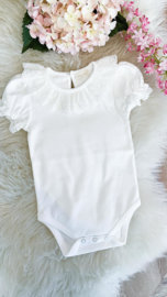 Romper Ivory Lace
