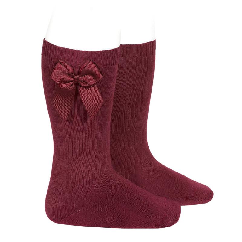 Condor Socks - Burgundy