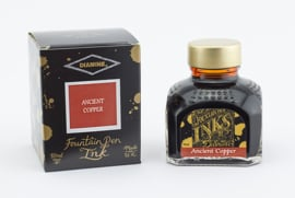 Ancient Copper 80ml. Diamine inkt
