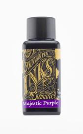 Majestic Purple 30ml. Diamine inkt