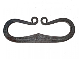Viking vuurslag klein - handgesmeed