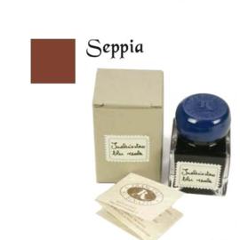 Schrijfinkt 25ml - Bruin/Sepia
