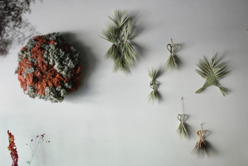 Bouquet de moisson/ Corn dolly