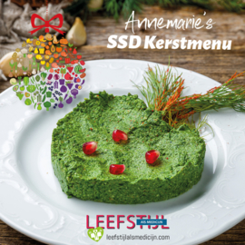 Annemarie's  plant-based kerstmenu