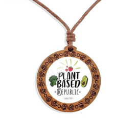 Plant-based Republic  ketting