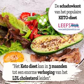 De schaduwkant van het Keto Dieet