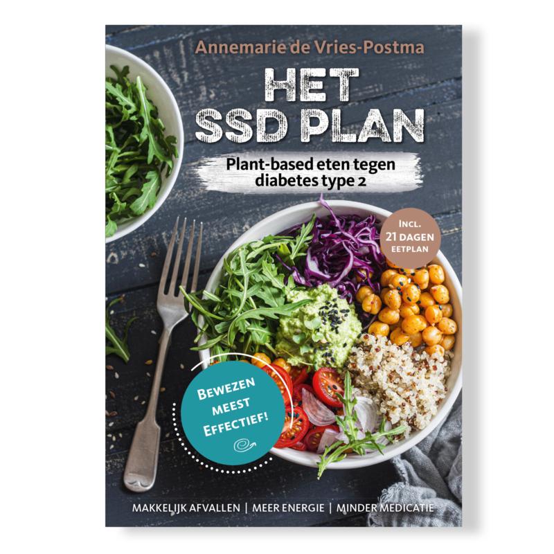 Het SSD Plan gesigneerd door Annemarie