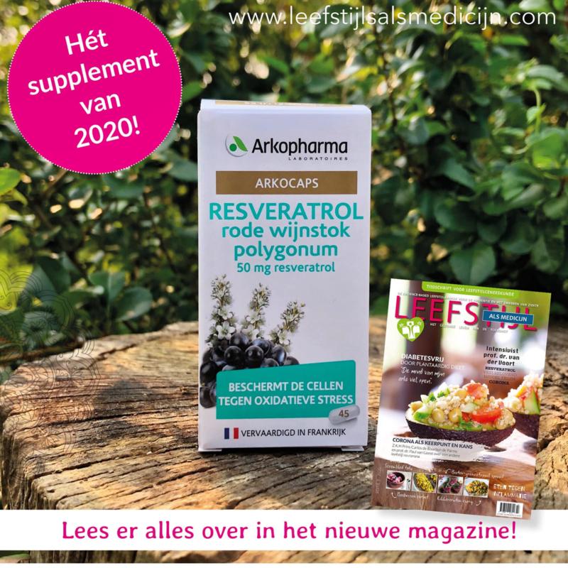 Resveratrol: veelbelovend middel tegen corona