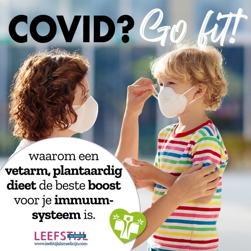 COVID? GO FIT!
