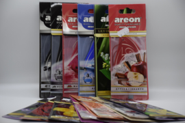Luchtverfrisser Auto Parfum - Areon - Diverse geuren