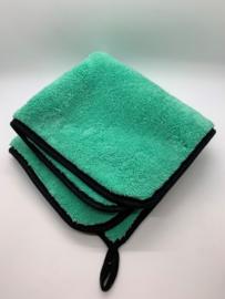 Autowashanddoek Deluxe Microvezel - Groen