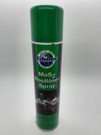 MOS2 roestoplosser spray