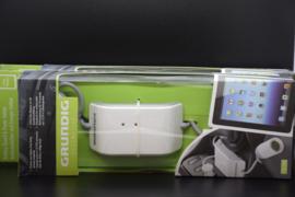 Autolader Grundig - Mobiele adapter voor smartphone, tablet, MP3 spelen en navigatie