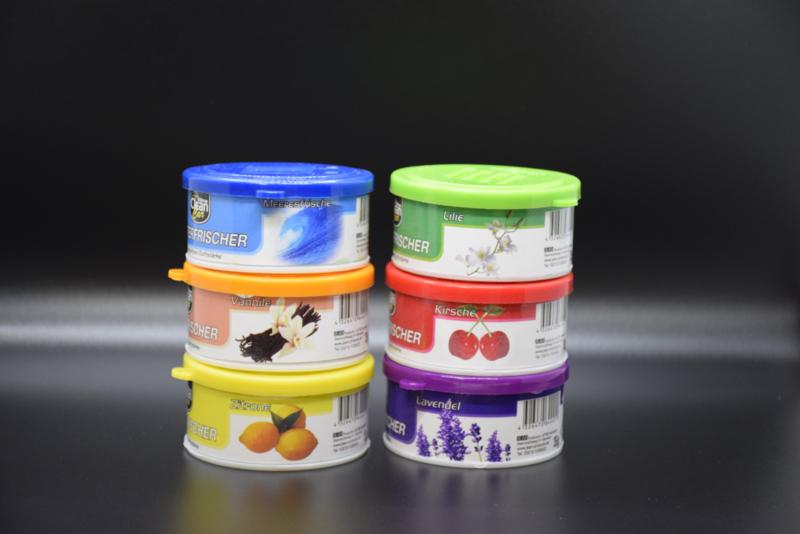 Fragrance Verfrissing - Diverse geuren - 6 stuks