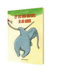 Er zit een olifant in de boom