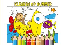 Kleuren op nummer