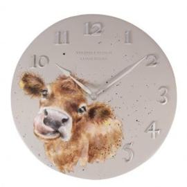 Wrendale klok, koe