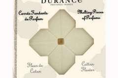 Durance geparfurmeerde smeltblokjes - Cotton flower