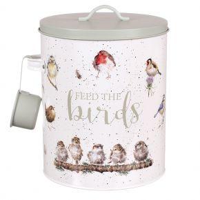 Wrendale 'feed the birds' blik