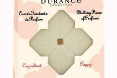 Durance geparfurmeerde smeltblokjes - Poppy