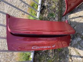 Porsche 996 Carrera 4 tailgate complete boot lid bonnet