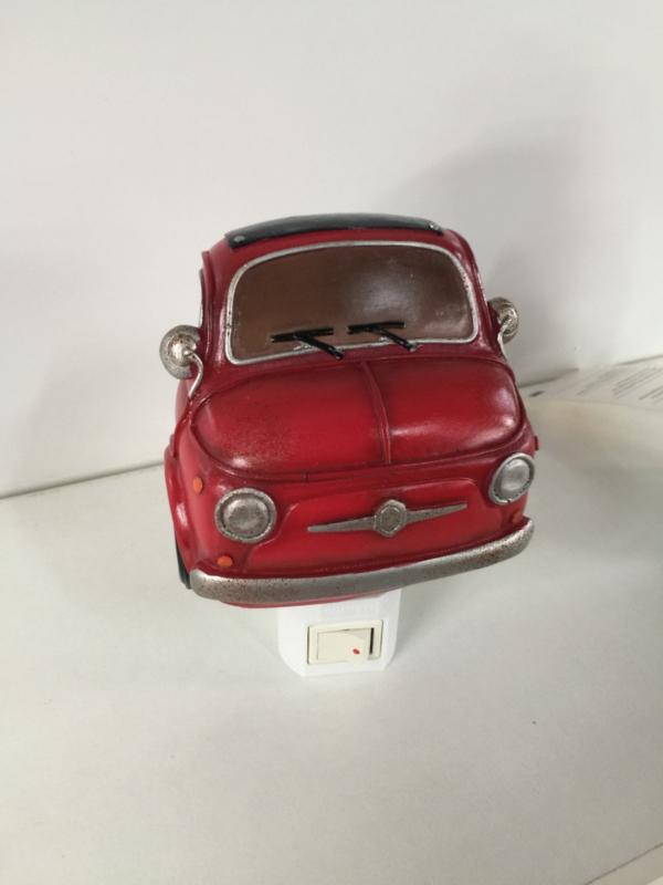 Vintage auto lampe 2