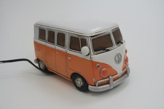 Vintage bus lampe 1