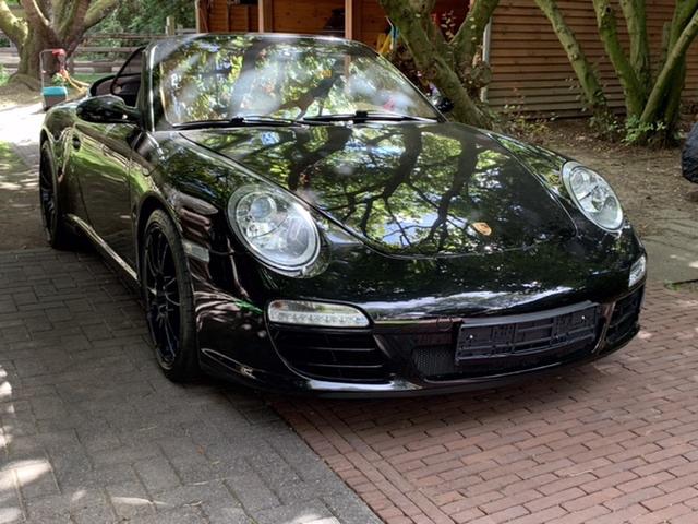 Porsche Cabrio 997 S
